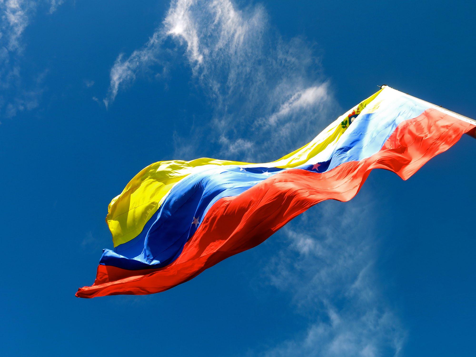 Pray for Venezuela